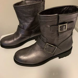 Woman's never worn Jimmy Choo ankle boots